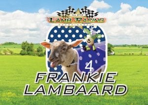 Frankie Lambaard Lamb National at World of Country Life, Exmouth
