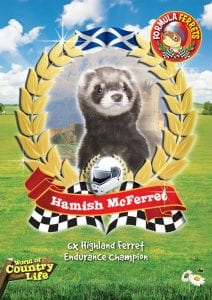 Hamish McFerret