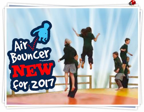 air bounce