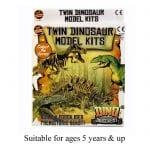 Dino Model Kit 5+
