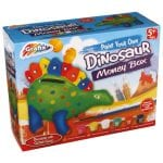 Paint Your Own Dino Money Box 5+