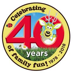 40 years of family fun at World of Country Life Exmouth Devon