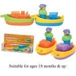 Bathtime Tug Boats 18 months +
