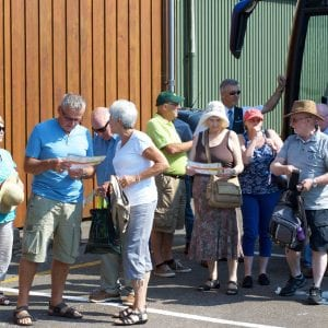 Shearings Group Visits at World of Country Life Exmouth Devon