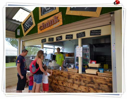 Pasty Shack Takeaway at World of Country Life, Exmouth, Devon