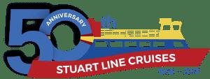 Stuart Line Anniversary Logo