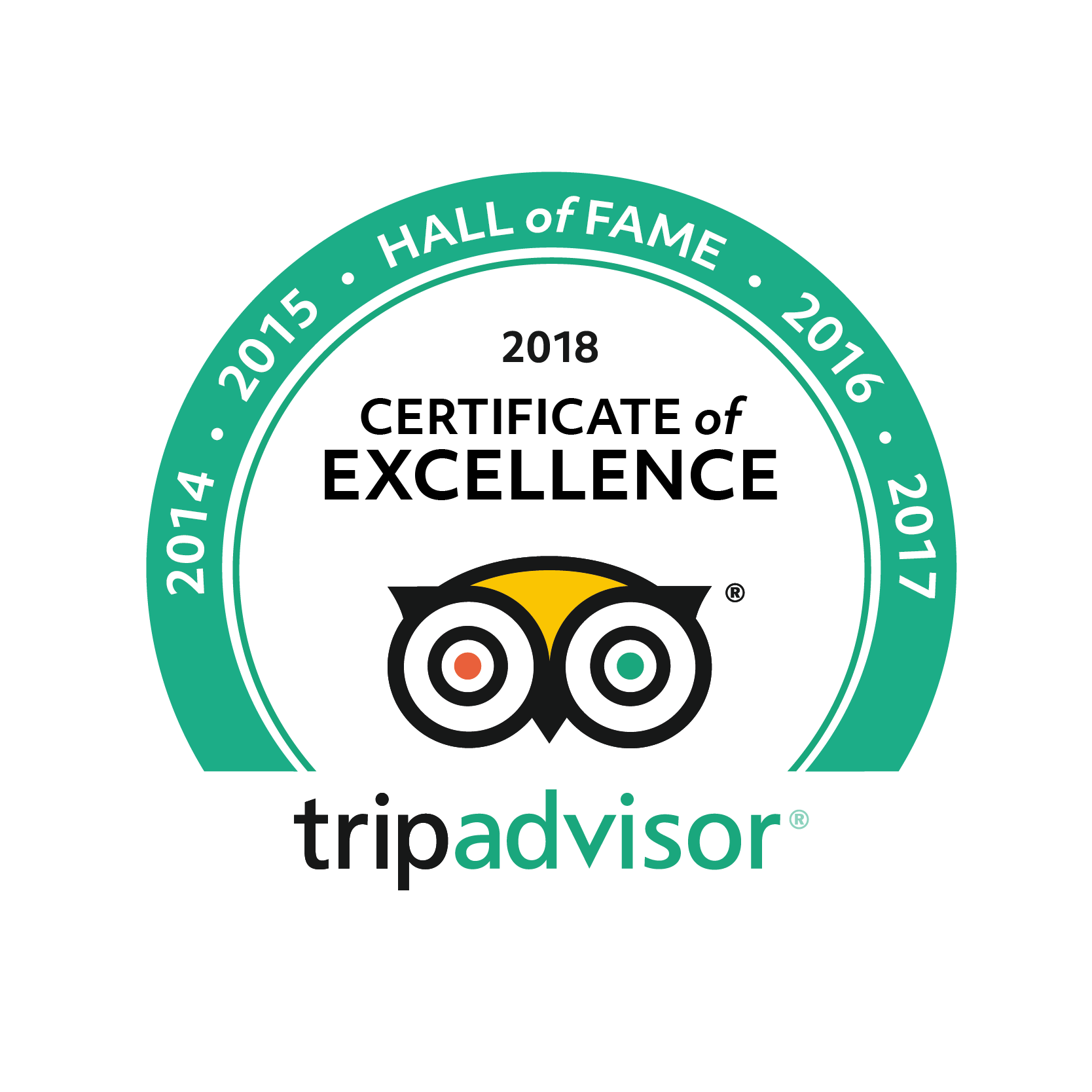 Trip Advisor Hall of Fame World of Country Life Exmouth Devon