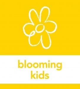 Blooming Kids logo