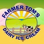Farmer Tom's Ice Cream served at World of Country Life, Exmouth