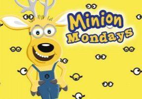 Minion Mondays at World of Country Life Exmouth Devon