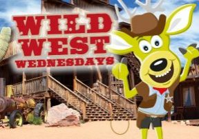 Wild West Wednesdays at World of Country Life Exmouth Devon